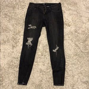 JUST BLACK JEANS size 27